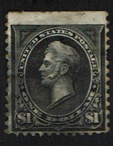 Scott #261 Fine-used. SCV - $350.00