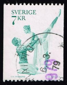Sweden #1141 Romeo and Juliet Ballet; Used (0.25)