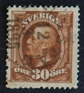 Sweden, 30 Ore (1831-Т)
