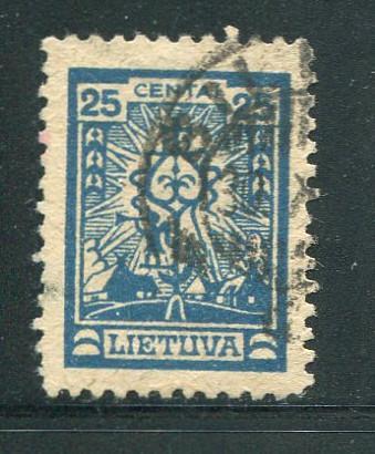 Lithuania #193 Used