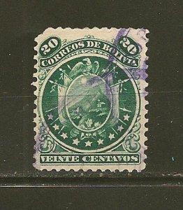 Bolivia 32 Used