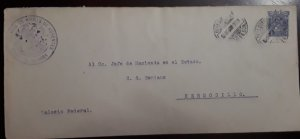 O) 1915 CIRCA - MEXICO, BENITO JUAREZ SC 505 10c - AGENCIA DE BIENES DE AUSENTES