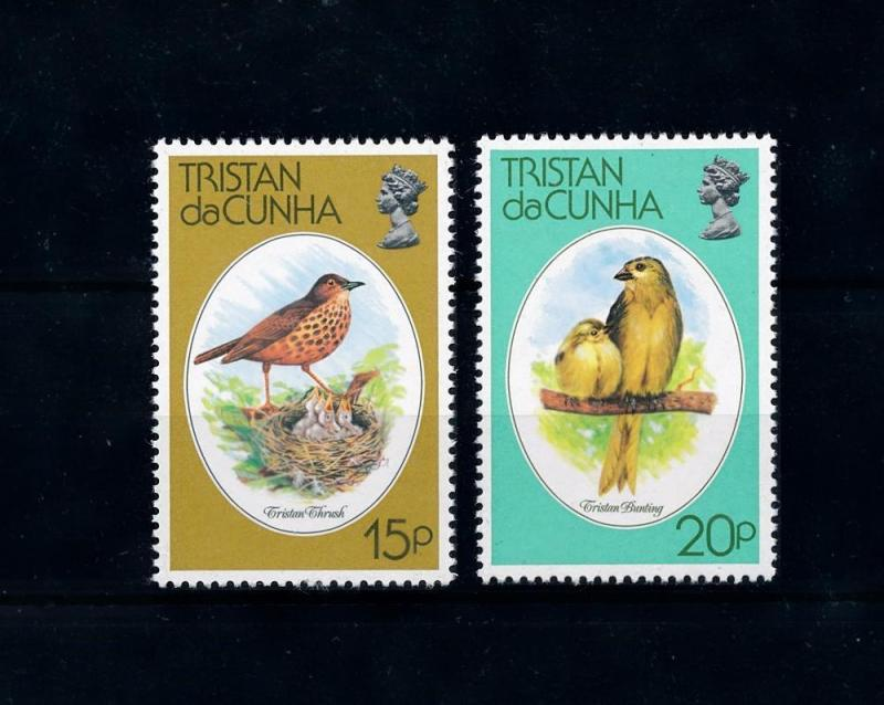 [52342] Tristan da Cunha 1979 Birds Vögel Oiseaux Ucelli from set MNH