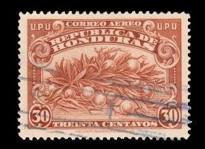 HONDURAS 1943. SCOTT: C137. USED.