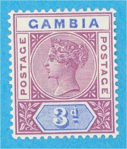 GAMBIA 24  MINT HINGED OG * NO FAULTS  VERY FINE!