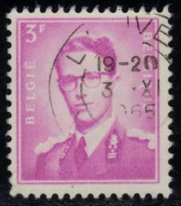 Belgium #455 King Baudouin, used (0.20)