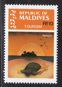 MALDIVE ISLANDS SCOTT 1030