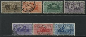 Italy 1930 Virgil set values to 1.25 lire used
