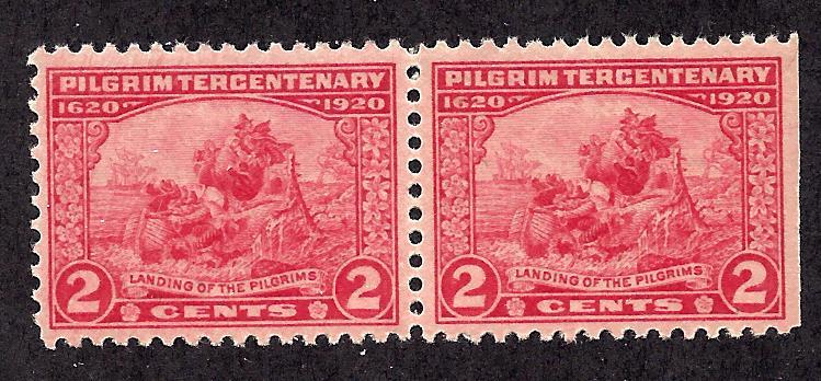 549 Mint,OG,NH... Pair... SCV $25.00