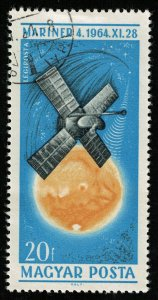 1964, Space, Magyar, 20 F (RT-1301)