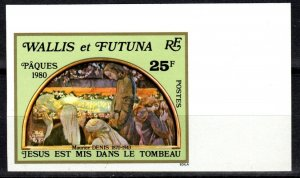 Wallis And  Futuna Islands #255  MNH Imperf  (V5188)