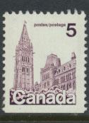 Canada SG 871 used  no obvious cancel