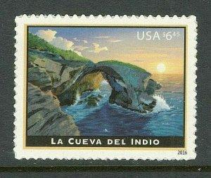 5040 La Cueva Del Indio, Puerto Rico Priority Mail Single Mint/nh FREE SHIPPING