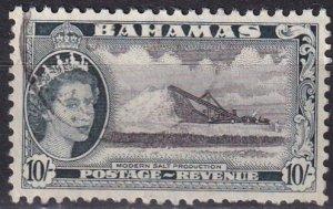 Bahamas #172  F-VF  Used CV $3.50  (Z2471)