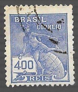 Brazil 1931 - U - Scott #336 *