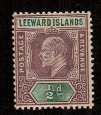 Leeward Islands #20  Mint  Scott $6.00