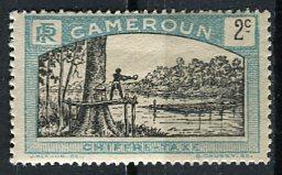 Cameroun; 1925: Sc. # J1: */MH Single Stamp