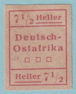 GERMAN EAST AFRICA  MINT HINGED NGAI NO FAULTS EXTRA FINE!