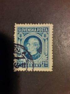 ^Slovakia #56                Used