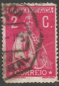 PORTUGAL 211 VFU CERES S417-4