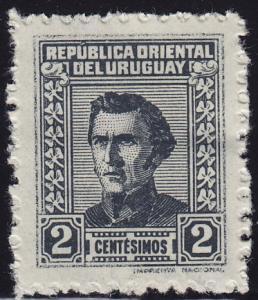Uruguay - 1960 - Scott #660 - mint - Artigas