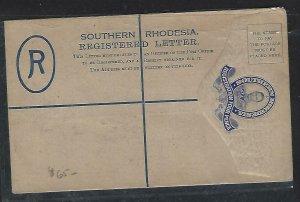 SOUTHERN RHODESIA (PP2708B)  KGVI 4D RLE UNUSED