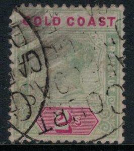 Gold Coast #33  CV $37.50