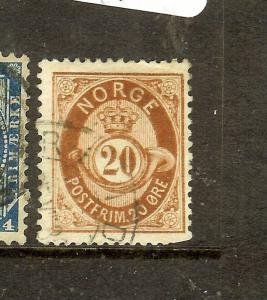 NORWAY  (P2212B) SC23    VFU