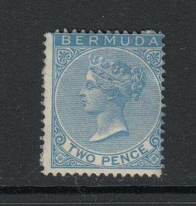 Bermuda, Sc 2 (SG 3), MNG (no gum)