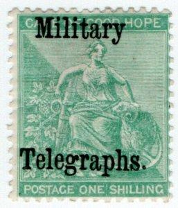 (I.B) Cape of Good Hope : Military Telegraphs 1/-