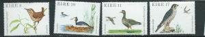 Ireland MNH 449-52 Birds
