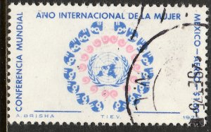 MEXICO C464 International Womens Year World Conf. Used. VF. (615)