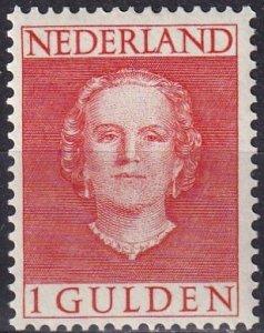 Netherlands #319  F-VF Unused CV $3.25 (Z8147)