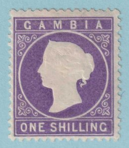 GAMBIA 19 MINT HINGED OG *  NO FAULTS EXTRA FINE