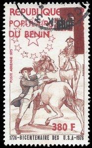 Benin 1976 #C249 CTO