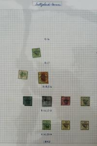 Switzerland Classic Reference Stamp Collection