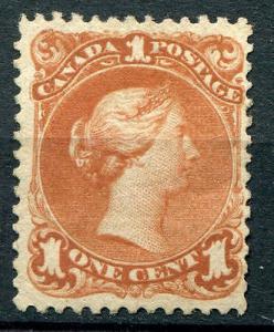 Canada #22 Mint  F-VF