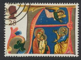 Great Britain SG 1584    Used  - Christmas