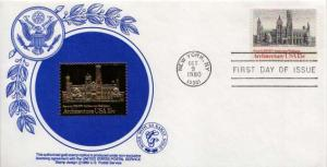 United States, First Day Cover