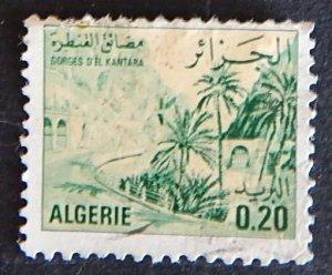 Algeria, (№1522-T)