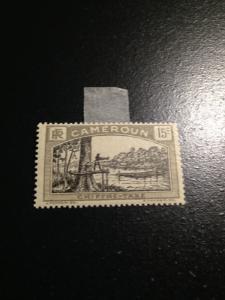 Cameroun sc 175 MHR