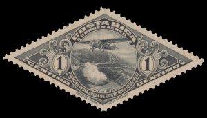 COSTA RICA STAMP 1937. SCOTT # C28. UNUSED