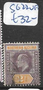 NORTHERN NIGERIA (P1309B) KE  2D  SG 22  VFU