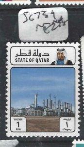 QATAR  (PP2306B)  SG 739    MNH
