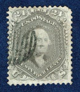 [0188] 1862 Scott#78b used cv:$480