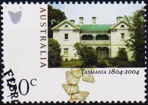 Australia. 2004 50c S.G.2353 Fine Used