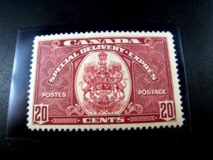 CANADA - SCOTT # E8   -   MH          (can-53)