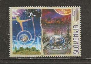 Slovenia Scott catalog # 441 Mint NH
