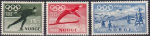 Norway #B50-2   MNH CV $14.65  (Z8030)