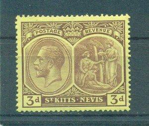 St. Kitts & Nevis sc# 46 (1) mnh cat value $3.00